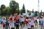 Флешмоб «С днем рождения, Тюменская область» прошел в лагерях Тюменского района